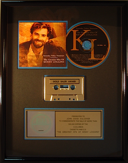 Kenny Loggins - Greatest Hits
