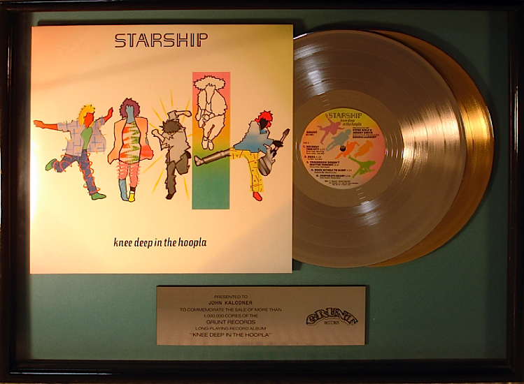 Starship - Knee Deep In The Hoopla