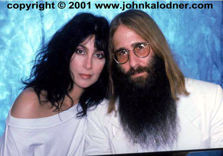 Cher & JDK - June 1987