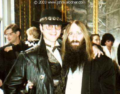 Desmond Child (Songwriter) & JDK - 1989