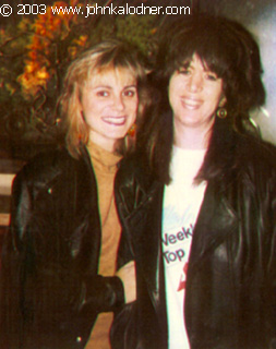 Dorothy Carvello & Diane Warren - 1989