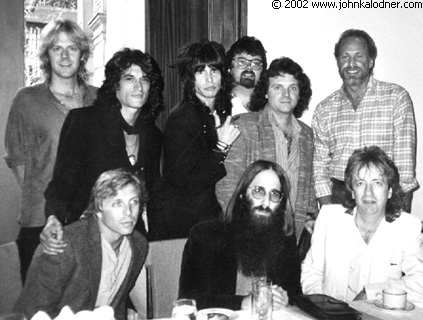 JDK & Aerosmith - 1985