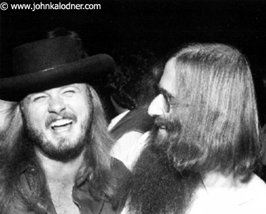 Johnny Van Zant & JDK - 1984