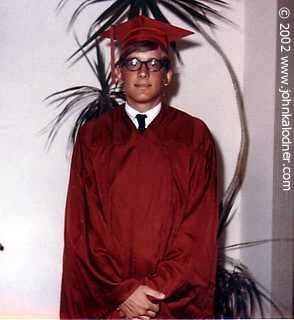 Barry Floyd - Graduation - June 1967