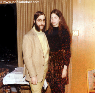 JDK & Jane Brody - Penn Valley, PA - Spring 1969