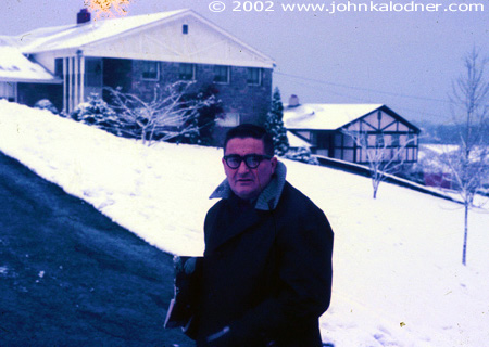 JDKs Father - Gladwyne, PA - Early 1960s