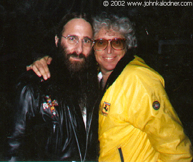 JDK & Jerry Greenberg (former President of Atlantic Records) - 1989