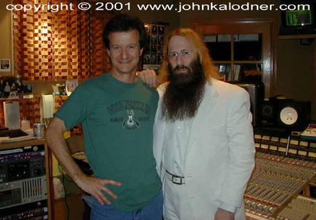 Bob Clearmountain & JDK at Mix This! - September 25th, 2001
