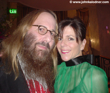 JDK & Betsy Anthony-Brodey @ the BMI Awards - Los Angeles, CA - May 2005