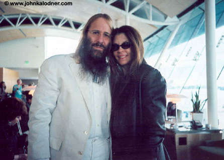 JDK & Jewelry Designer Loree Rodkin @ the American Airlines Admirals Club - Los Angeles, CA - December 2005