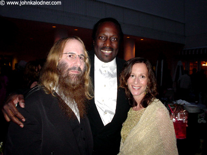 JDK, Ollie Brown & Jody Gerson @ the ASCAP Pop Music Awards - Los Angeles, CA - May 18, 2004