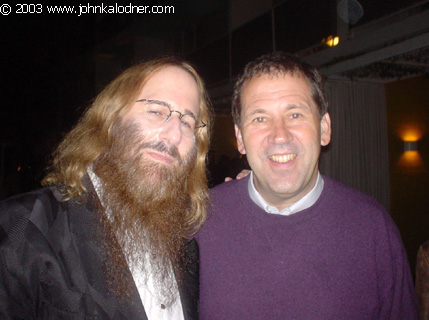 JDK & Peter Paterno (Attorney) at the BMI Pop Awards - Los Angeles, CA - May 13th, 2003