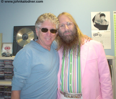 Jerry Greenberg & JDK @ the Sanctuary Offices - Los Angeles, CA - June 2005