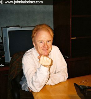 Peter Asher - NYC - October  2003
