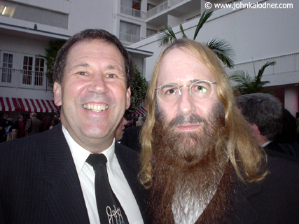 Peter Paterno (Attorney) & JDK @ the ASCAP Pop Music Awards - Los Angeles, CA - May 18, 2004