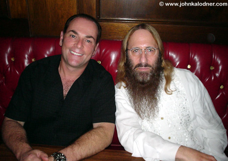 Rick Sales & JDK @ the Cookies Is Toast Party - Los Angeles, CA - July 23, 2004