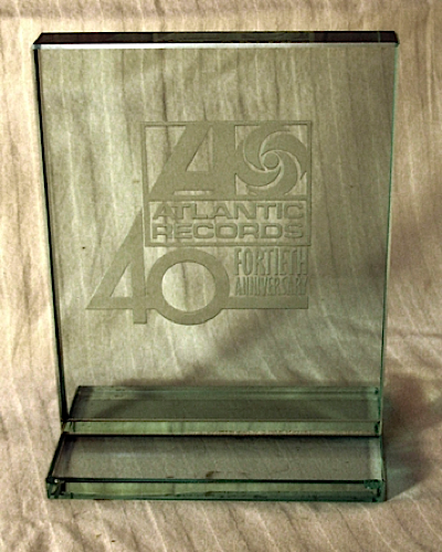 Atlantic Records - 40th Anniversary