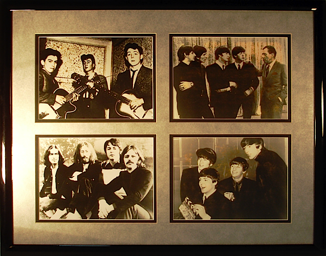 Beatles progression photo