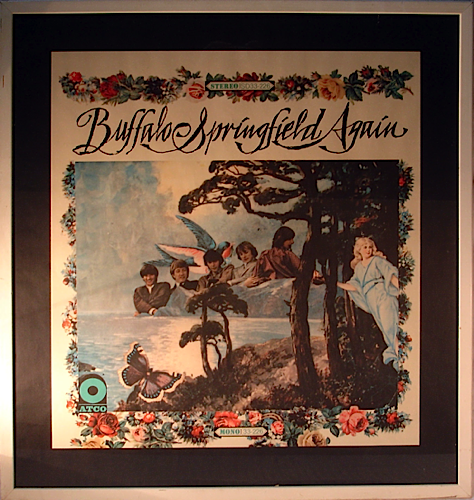 Buffalo Springfield - Again artwork
