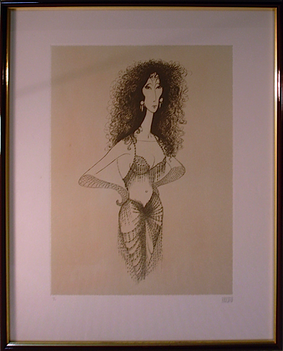 Cher - artwork