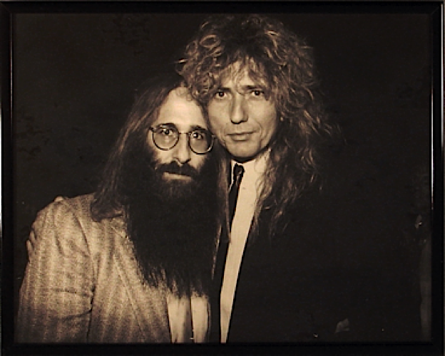 JDK and David Coverdale