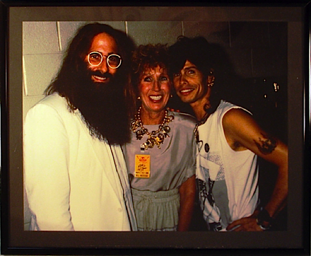 JDK, Mom, and Steven Tyler