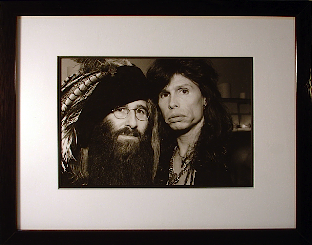 JDK and Steven Tyler